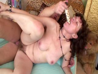 what nice tits have grandma