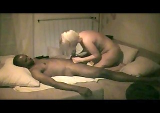 interracial plaesure for wife