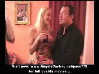 amateur adorable hawt angels having an fuckfest