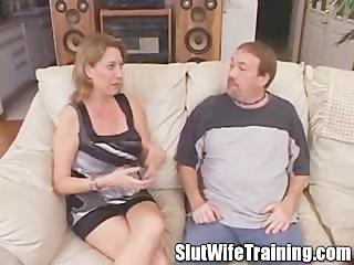 floozy wife anal intervention creampie
