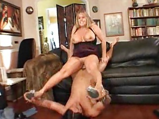 large titted milf is cheerful her boyfriend came