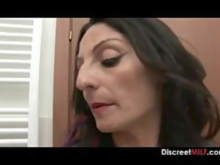 breasty italian mother and sons ally e055