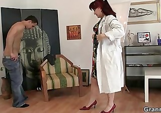 lewd lady jumps on sexy dick