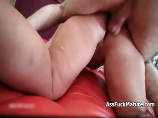 plump old older lady likes getting drilled part3