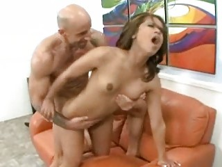 athletic chap fucking his wife and yells hardcore