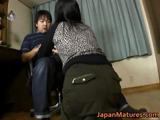 japanese mother i enjoys masturbation part8