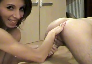 wife can her spouse to stimulate the prostate