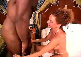 pleasing mature dilettante wife and her massive