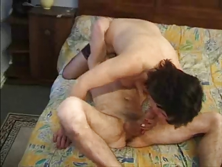 maid older woman twat and anal fuck